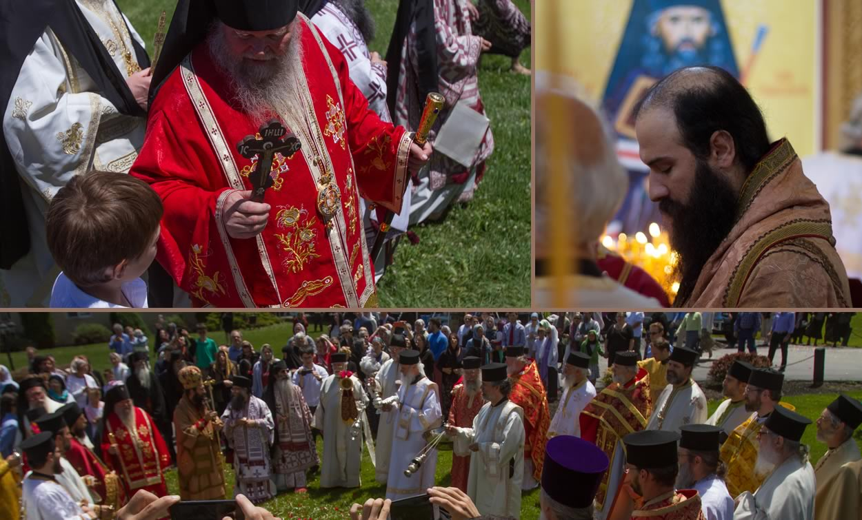 First Feast Day of Saint John of San Francisco Orthodox Monastery