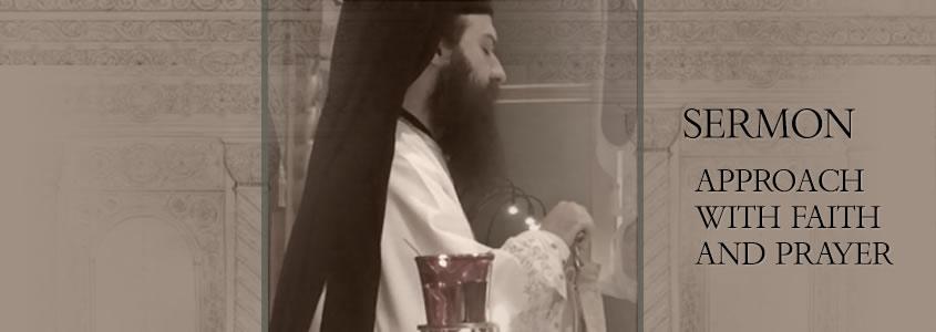 Click to watch video- sermon by Metropolitan Demetrius at St Vladimir's Russian Orthodox Church
