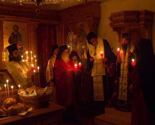 Blessing of the Artos