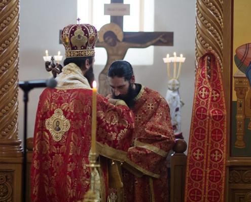 Father Demetrius Ordination to Diaconate